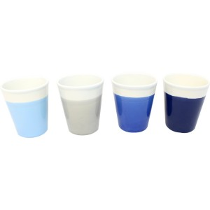 Gobellet lagon (lot de 4)