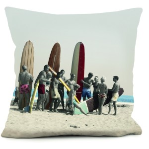 Coussin surf friends