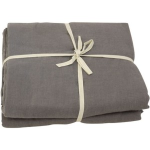 Housse de couette Lin stone washed